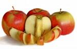 Apfel Apfelschnitten
