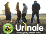Urinale Pressefoto