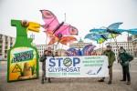 Eine europäische Bürgerinitiative sammelt Unterschriften gegen Glyphosat. Foto: Jakob Huber/Campact (http://bit.ly/2qxs1RO)