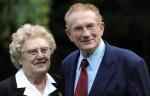 Louise und Percy Schmeiser, 2010 (Foto Wolfgang Schmidt, The Right Livelihood Foundation)