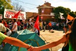 Demonstrations in Crdoba against pesticide use