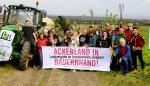 Ackerland in Bauernhand!