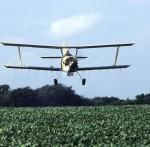 Pestizidflugzeug