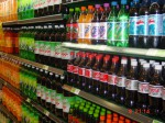 Supermarkt Softdrinks