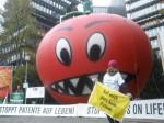 Tomate: Auf mich gibt´s kein Patent
