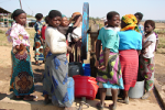 Sub Saharan women farmers (Photo: The Montpellier Panel)