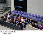 Bundestag GroKo Große Koalition