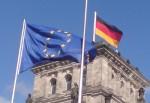 Eu-Fahne Bundestag Kommission