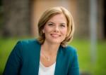 Bundeslandwirtschaftsministerin Julia Klöckner (Foto: CDU Rheinland-Pfalz)