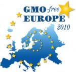 Logo GMO-free Europe 2010