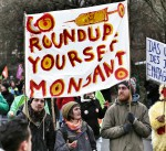 Go Roundup yourself Monsanto (Foto: Volker Gehrmann)