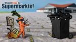 Der Deutsche Bundestag  forderte bereits 2012, das Wegwerfen bis zum Jahr 2020 auf die Hälfte zu reduzieren — passiert ist aber kaum etwas.