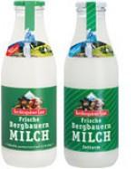 Bergbauern-Milch Bild